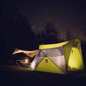登山ブランドのニーモのテント