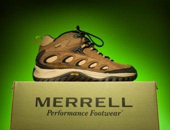 メレルの靴
