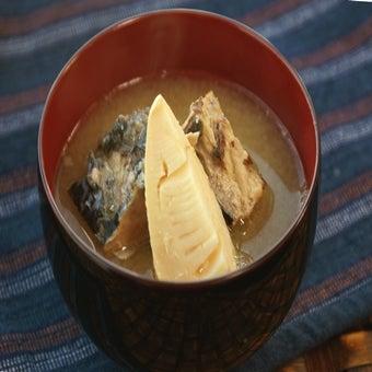 サバ缶レシピ、味噌汁