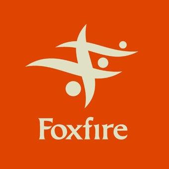 登山ブランドのフォックスファイヤーのロゴ