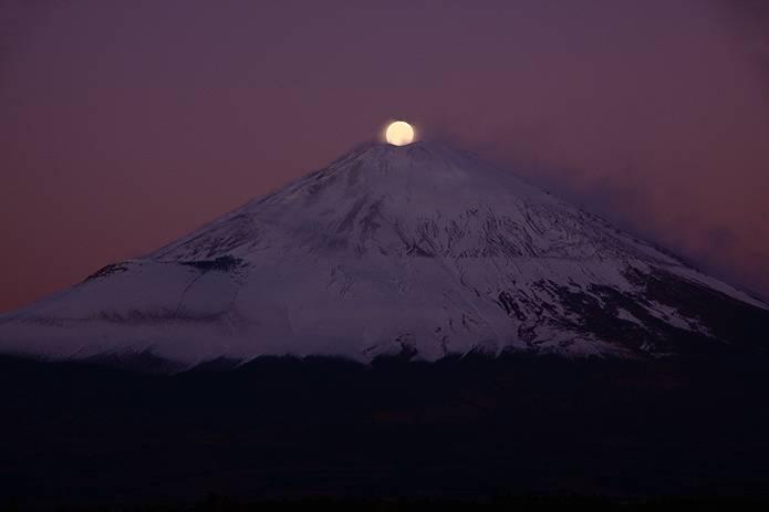 富士山 画像 パール富士