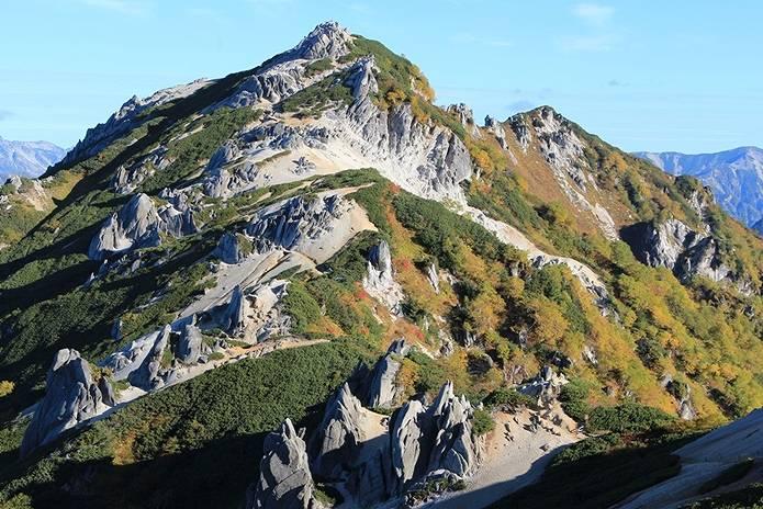 山小屋 燕岳