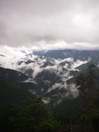 登山初心者が登れる大台ケ原