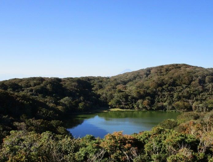 天城山の池