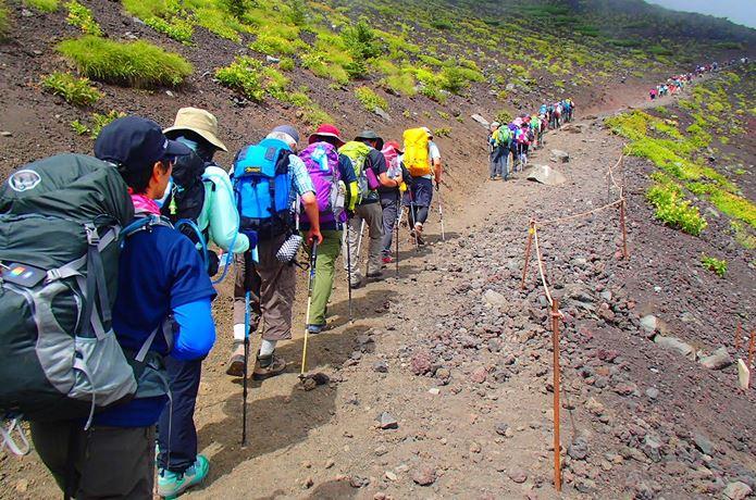 TOP富士登山ツアー