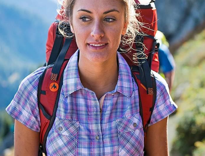登山 ファッション マーモット