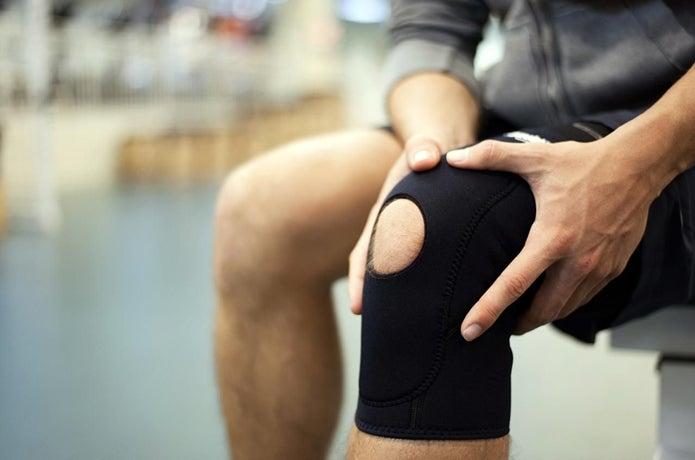 膝の痛み 対策 サポーター