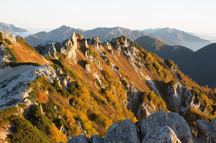 燕岳の画像