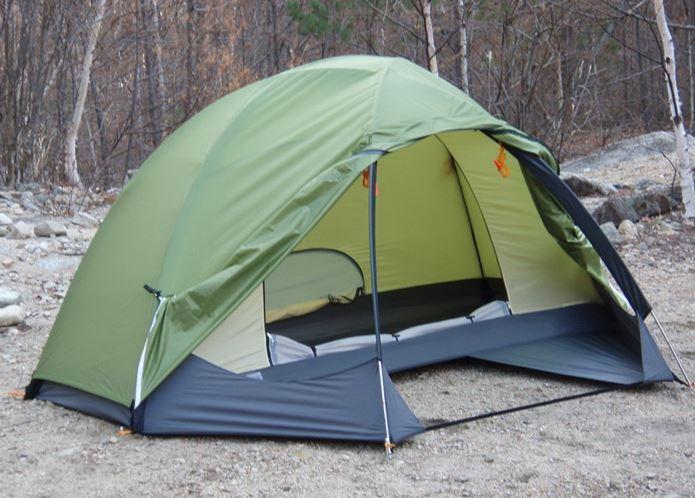 テント泊 装備 テント