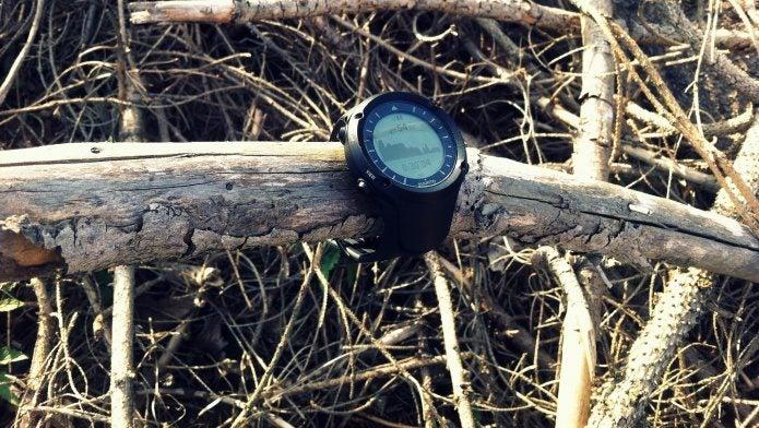 GPS時計