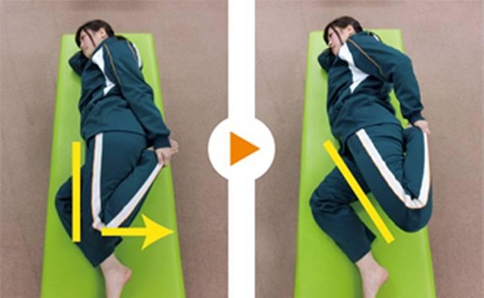 膝の痛み 対策 ストレッチ