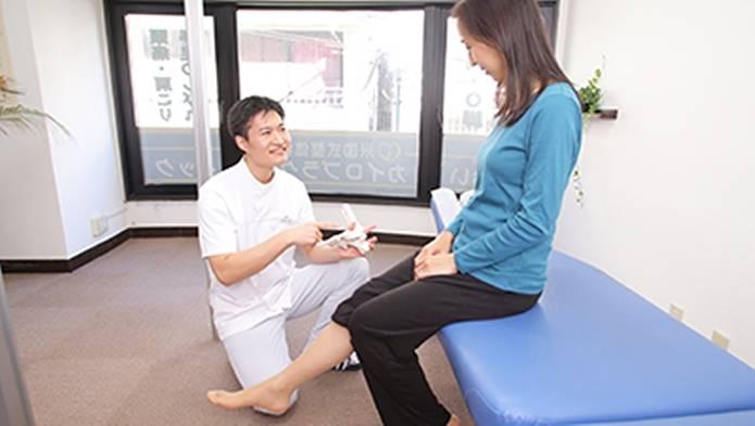 膝の痛み 対策 病院