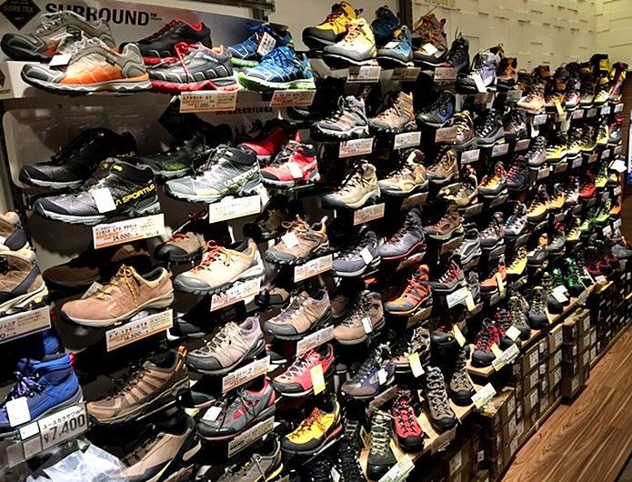 靴擦れ 選び方