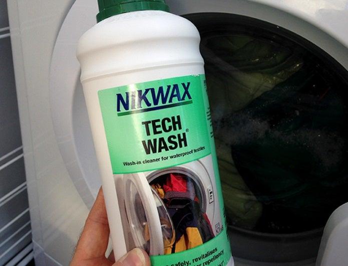 ゴアテックス洗濯専用の洗剤
