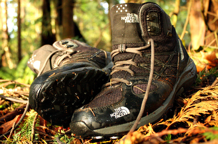 ノースフェイス 靴