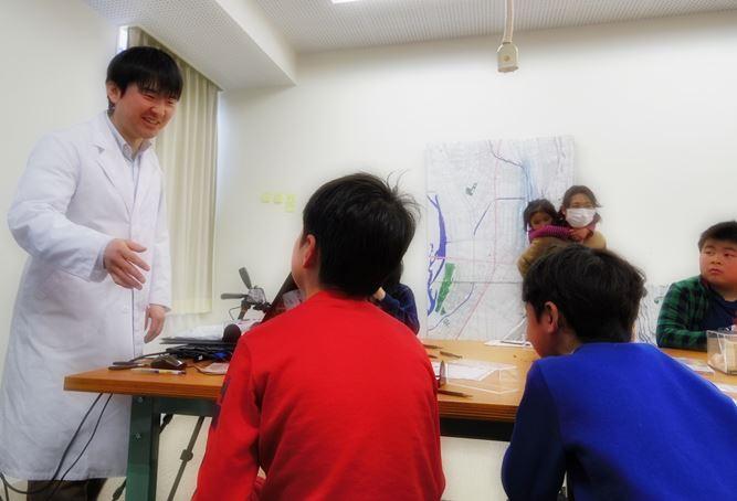 2子どもたちお教室
