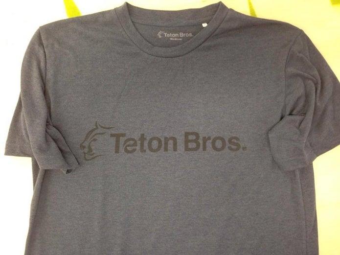 ティートンブロスのTシャツ