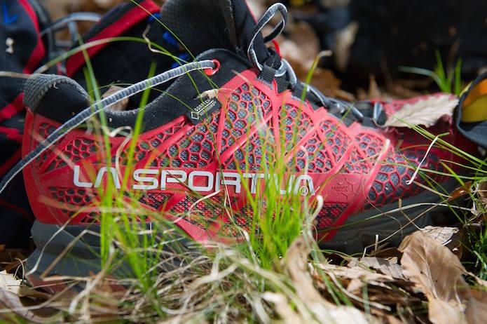 スポルティバの靴