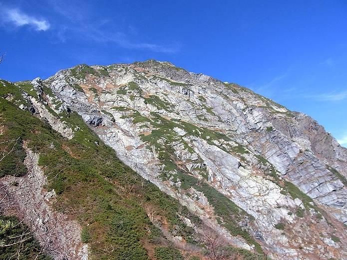 山の用語 バットレス