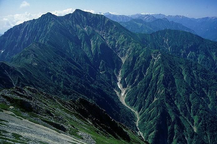 山の用語 双耳峰