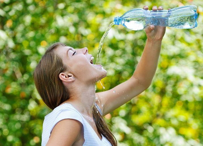 水毒になりやすい人の水の飲み方