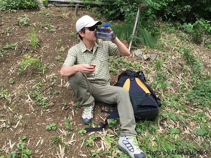 登山 歩き方 コツ 定期的な休憩