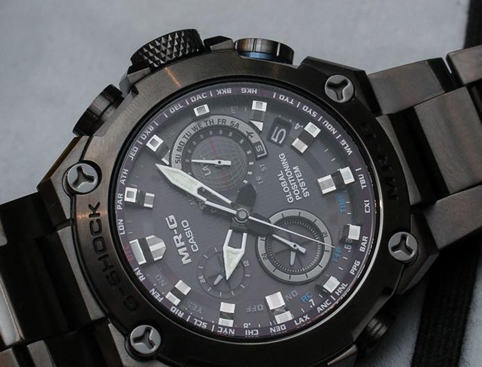 G-SHOCK MR-Gの時計