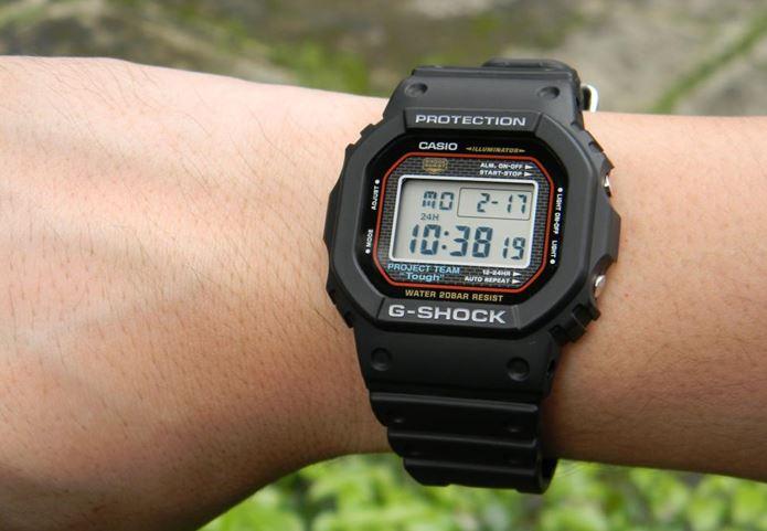 G-SHOCKのオリジンの時計
