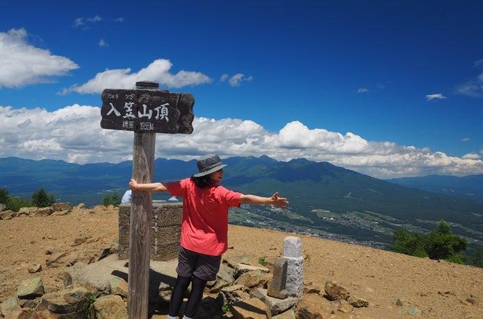 入笠山|アルプス展望を楽しむ初心者向け日帰り登山コース紹介!