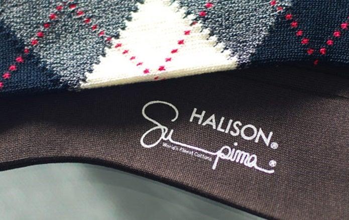 ハリソンの靴下、ロゴ