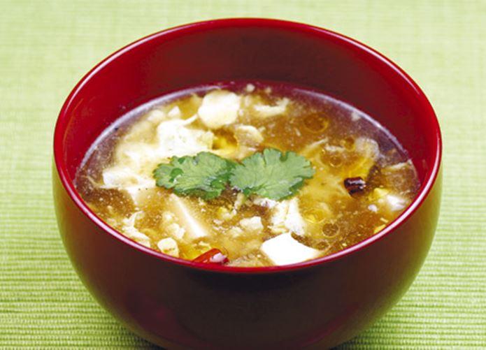 水毒防止に効くスープ