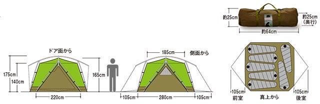 ムーンライト7型