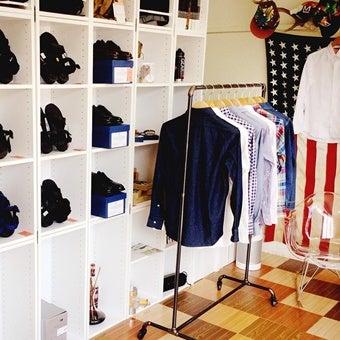 MOONLOIDの店内画像