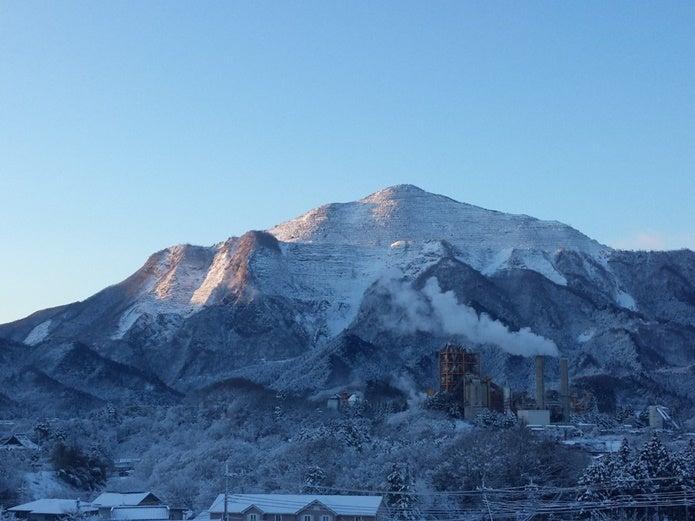 東京で登山ができる武甲山