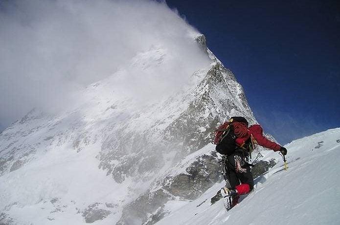 マッターホルンに登る