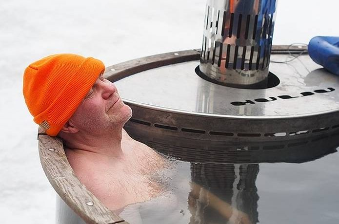 筋肉痛 治し方 温浴