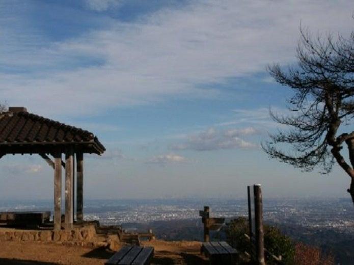 東京で登山ができる日の出山