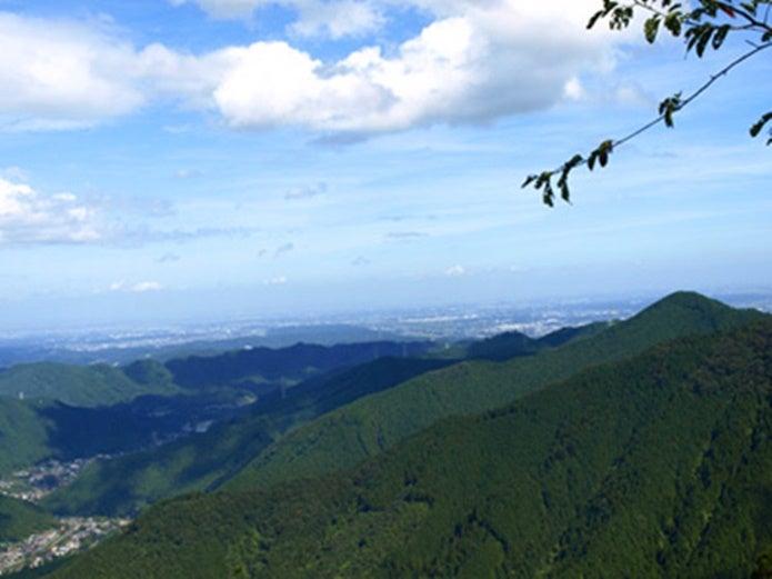 東京で登山ができる御岳山