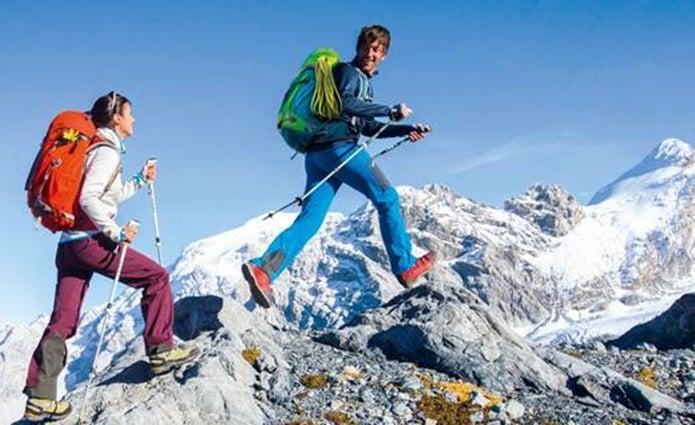 登山用リュックはどう選ぶ?