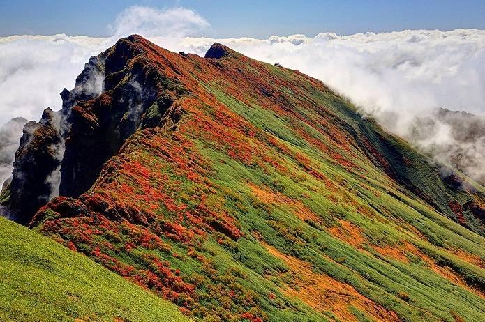 百名山難易度 谷川岳