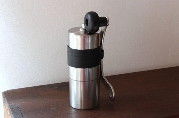 ポーレックスのコーヒーミルミニ