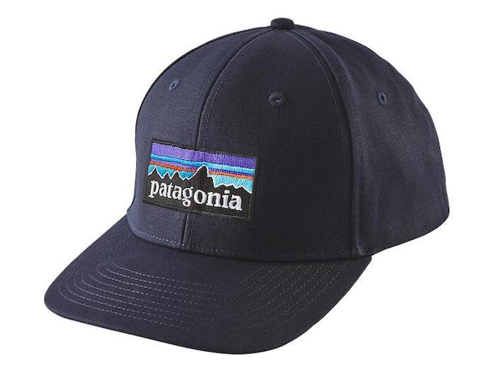 パタゴニアのキャップ