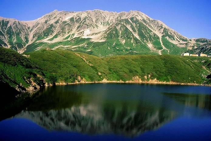 百名山難易度 中級 立山
