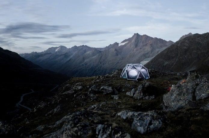ヘイムプラネットのテント
