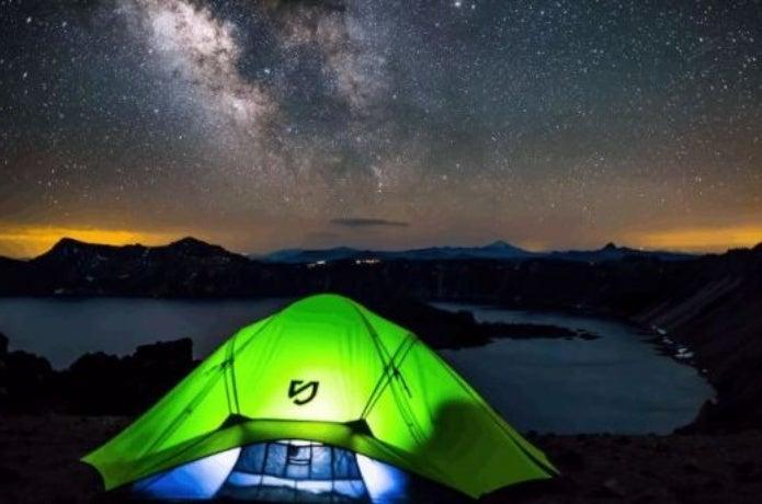 ニーモのテント