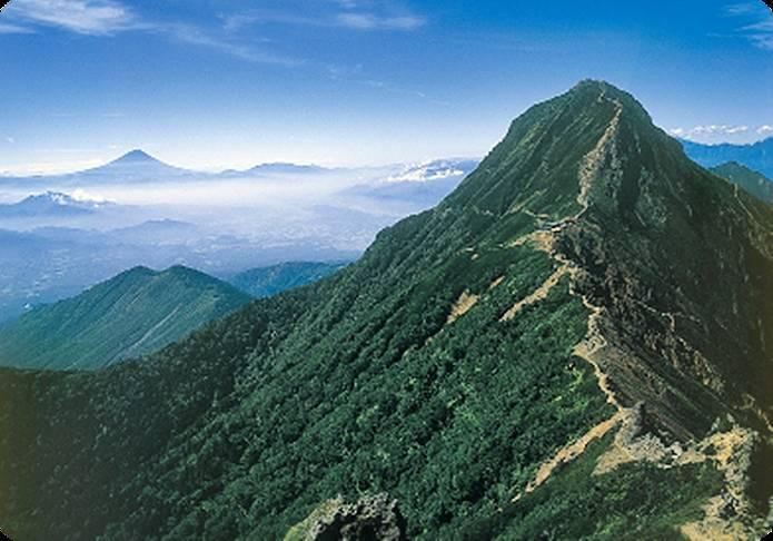 百名山難易度 中級 八ヶ岳
