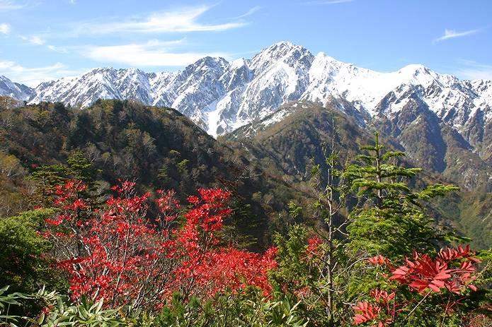 百名山何度 上級 五竜岳