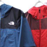 クライムライトジャケット2色