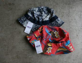 パタゴニアの帽子2つ