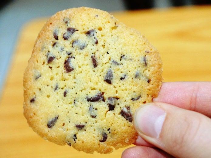柿の種チョコチップクッキー